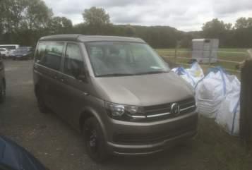 Wohnmobil mieten in Helmbrechts von privat | Volkswagen VW T6 California