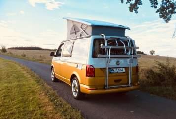 Wohnmobil mieten in Herscheid von privat | VW T6 Camperlux 1