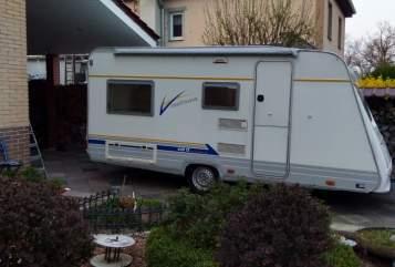 Wohnmobil mieten in Berlin von privat | Bürstner Elena