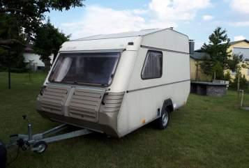 Wohnmobil mieten in Schulzendorf von privat | KIP  Betty