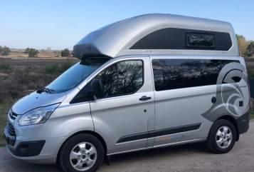 Wohnmobil mieten in Emst von privat | Ford Nugget Westfalia Ford Nugget