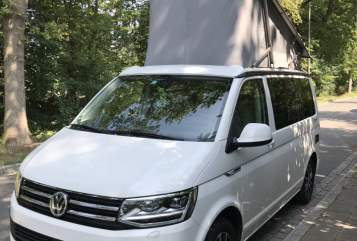 Wohnmobil mieten in Nürnberg von privat | Volkswagen Cali OCEAN