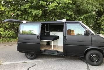 Wohnmobil mieten in Hamburg von privat | VW Rabe