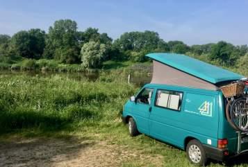 Wohnmobil mieten in Oldenburg von privat | VW ColumBus