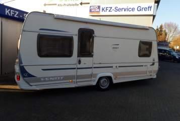 Wohnmobil mieten in Gründau von privat | Fendt Bianco Nikki 1