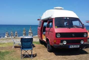 Wohnmobil mieten in Salem von privat | VW Orti