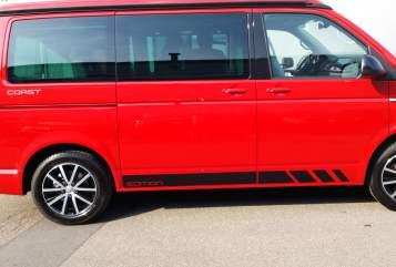 Wohnmobil mieten in Köln von privat   VW Cali