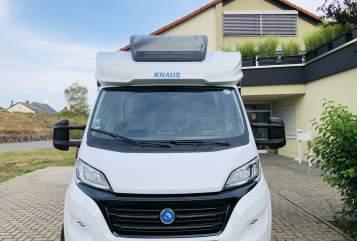 Wohnmobil mieten in Landau in der Pfalz von privat | Knaus Ginbie