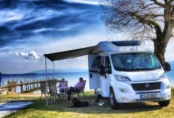 Wohnmobil mieten in Ruhpolding von privat | Carado SunCa T 348