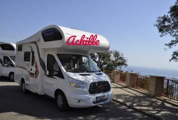 Wohnmobil mieten in Ködnitz von privat | Ford Challenger Achille