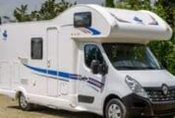 Wohnmobil mieten in Hünxe von privat   Ahorn Camp AllinCamper 680