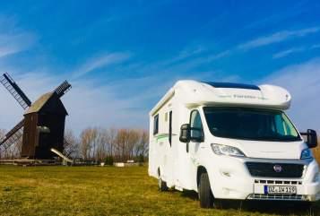 Wohnmobil mieten in Schkeuditz von privat | Fiat EDELWEISS