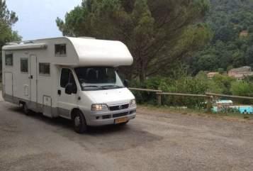 Wohnmobil mieten in Den Dolder von privat | Adria Mobil Adriaan