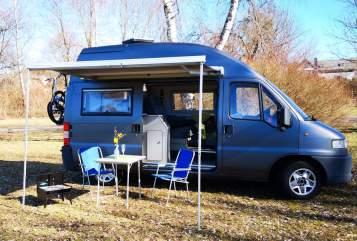 Wohnmobil mieten in Ailertchen von privat | La Strada Paulinchen
