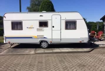 Wohnmobil mieten in Tilburg von privat | Burstner Ventana