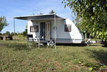 Wohnmobil mieten in Waghäusel von privat | Knaus Kaffee to go