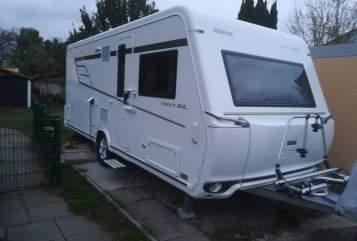 Wohnmobil mieten in Recklinghausen von privat | Hymer/Eriba Schmuckstück