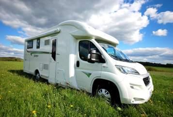 Wohnmobil mieten in Ratingen von privat | Forster Hannes