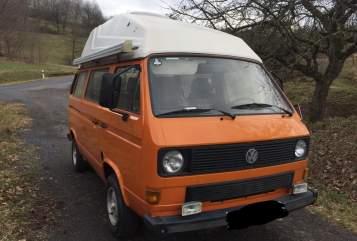 Wohnmobil mieten in Oberthulba von privat | VW Bulli