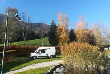 Wohnmobil mieten in Brühl von privat | Pössl / Roadcar  Roadcar R 540
