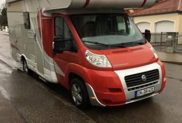 Wohnmobil mieten in Landkreis Ingolstadt von privat | Dethleffs Ronny