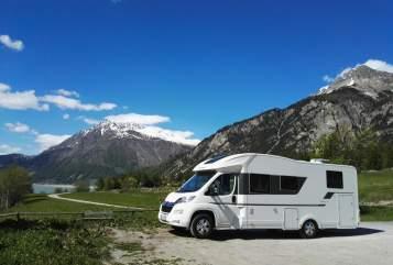 Wohnmobil mieten in Tannheim von privat | Adria Schorschi