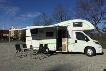 Wohnmobil mieten in Bruckmühl von privat | Forster Waldi
