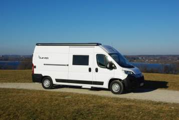 "Wohnmobil mieten in Inning a. Ammersee von privat | Clever  The new ""NANNI"""