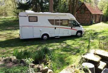 Wohnmobil mieten in Herrieden von privat | Sunlight ANNA
