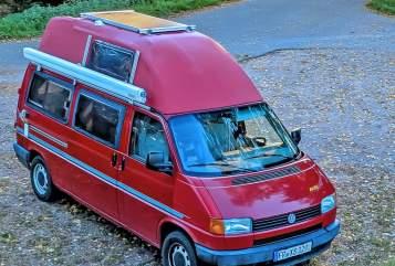 Wohnmobil mieten in Freiburg im Breisgau von privat | VW Miss Malibu