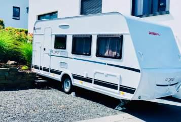 Wohnmobil mieten in Hennef von privat | Dethleffs  JOYCE