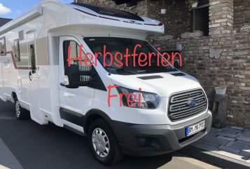 Wohnmobil mieten in Bergheim von privat | Roller Team Paddy