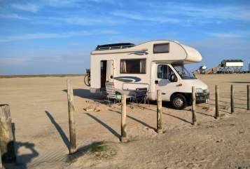Wohnmobil mieten in Stapelfeld von privat | McLouis Gleny