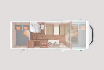 Wohnmobil mieten in Bludenz von privat | Weinsberg Womi