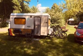 Wohnmobil mieten in Altmittweida von privat | Bastei  Puperle