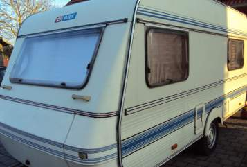 Wohnmobil mieten in Karlsbad von privat | Wilk Kuschelbrummer