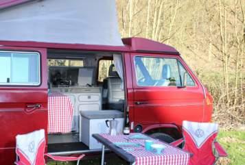Wohnmobil mieten in Elz von privat | VW Horst
