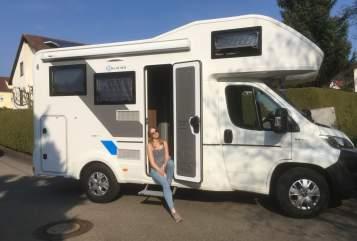 Wohnmobil mieten in Burgrieden von privat | Sun Living Unser Haus 3