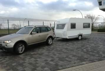 Wohnmobil mieten in Schenefeld von privat | Dethleffs HolidayInn