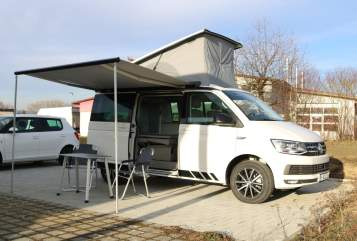 Wohnmobil mieten in Singen von privat | VW Horst
