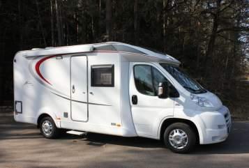 Wohnmobil mieten in Amberg von privat | Fiat Ducato Nexxo
