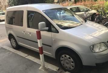 Wohnmobil mieten in Graz von privat | Volkswagen, VW Caddy