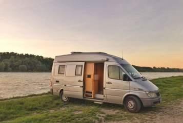 Wohnmobil mieten in Ostfildern von privat | Mercedes Sprinter 313 CDI Don Pablo