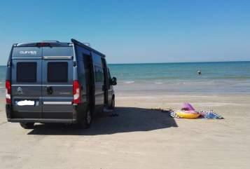 Wohnmobil mieten in Sendenhorst von privat | Citroen Jumper Freiheit