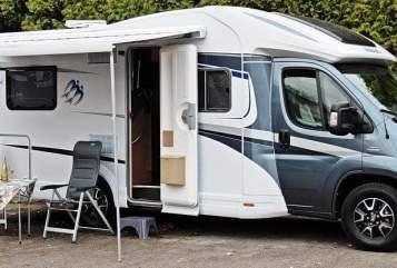 Wohnmobil mieten in Kreis Iserlohn von privat | KNAUS Steini