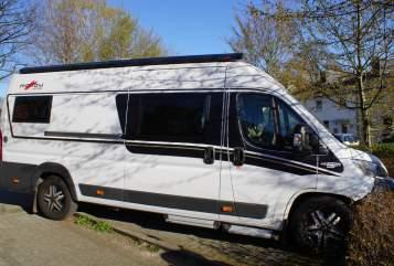 Wohnmobil mieten in Hamburg von privat | Carthago Fiete