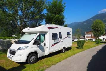 Wohnmobil mieten in Friedberg von privat | Fiat Ducato Pippin