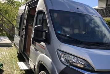 Wohnmobil mieten in Seeshaupt von privat | Pössl Paul`s Mobil