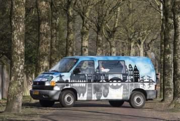Wohnmobil mieten in Mierlo von privat | VW Amsterdam