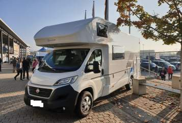 Wohnmobil mieten in Weingarten von privat | Sun Living  8Sitzer3.5t AHK